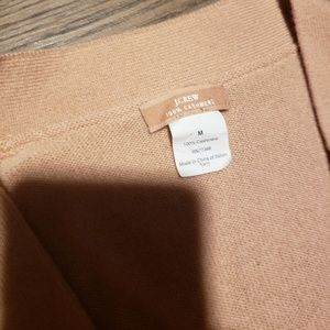 J. Crew Sweaters - J crew cashmere button down cardigan sweater M